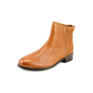 Trotters LaDue Women W Round Toe Leather Ankle Boot