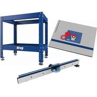 Kreg PRS1045 Router Table System (Blue) - Blue