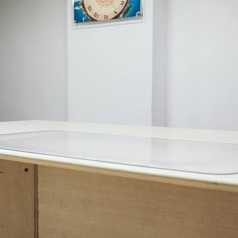 PVC transparent household table mat