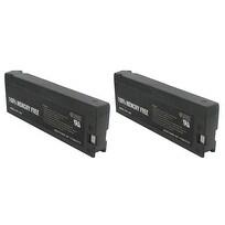 Battery for Canon BP-100 (2-Pack) Battery BP100