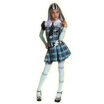 Monster High Franki Stein Girls Halloween Costume