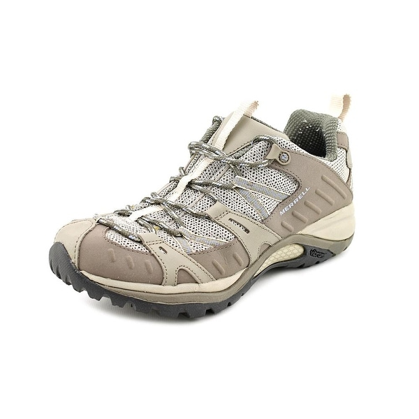 Merrell Siren Sport 2 Women  Round Toe Leather Gray Walking Shoe