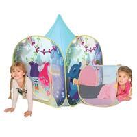 Playhut Dreamworks Trolls Hair We Go Easy Fold Play Tent Playhouse