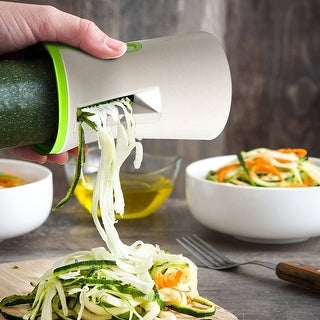Veggie Spiralizer with 2 Blade Attachments