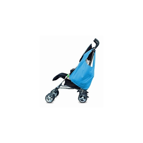 Hatch Things Stroller Bag - Bright Blue SureShop No-Tip Stroller Bag