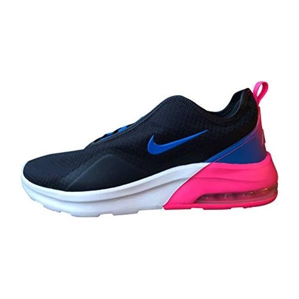 Shop Nike Women S Air Max Motion 2 Running Shoes Black Photo Blue