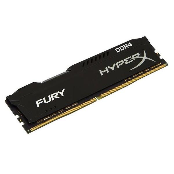 HX426C16FB2-8 Hyperx Fury 8 GB DDR4 CL16 2400Mhz Memory DIMM 1Rx8 -