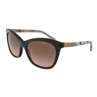 Michael Kors MK2020 ADELAIDE II 311714 Dark Brown Wayfarer Sunglasses