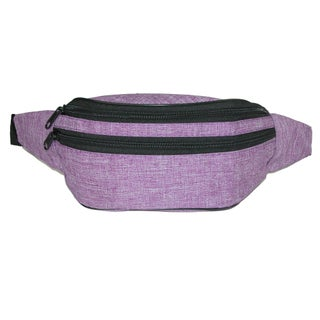2 Moda Fabric Composite Space Dye Waist Pack - One size