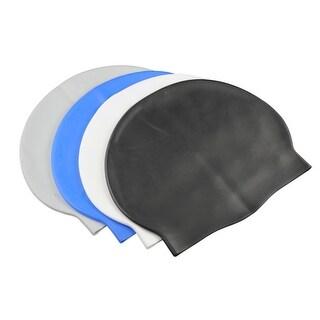Storm Reef Fitness Silicone Swim Cap