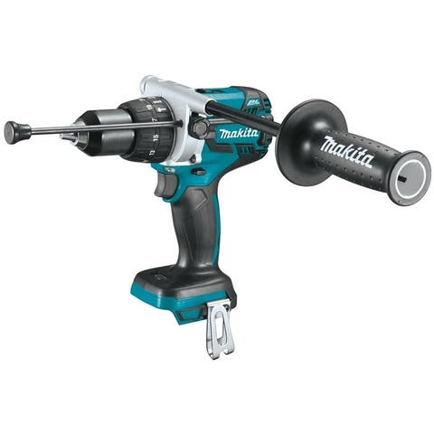 Makita XPH07Z Brushless Cordless Hammer Driver‑Drill, 18 Volts