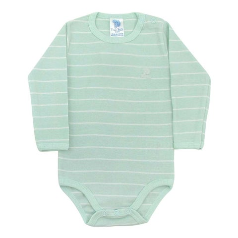 Baby Bodysuit Unisex Striped Bodysuit Style Infants Pulla Bulla Sizes 0-18 Months