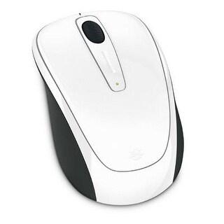 Microsoft - Gmf-00176 - Wrlss Mob Mse 3500 White Gloss