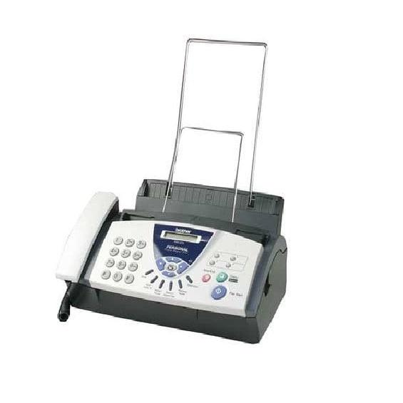 Brother International Corporat - Fax-575 - Thermal Transfer - 50-Sheet Input Capacity - 9,600 Bps