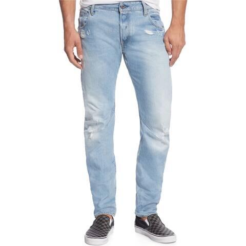 G-Star Raw Mens ARC 3D Slim Fit Jeans, blue, 38W x 32L - 38W x 32L