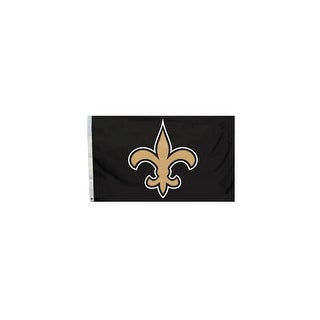 Fremont Die Inc New Orleans Saints Flag With Grommetts Flags