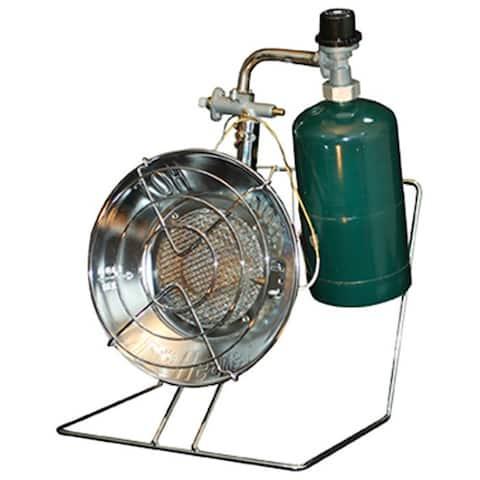 Mr Heater F242300 Single Tank Top Propane Heater/Cooker, 10000-15000 BTU, MH15C