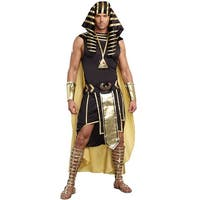 Dreamgirl King of Egypt Adult Costume - Black/gold