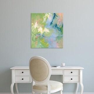 Easy Art Prints Elisa Sheehan's 'Wisp 1' Premium Canvas Art