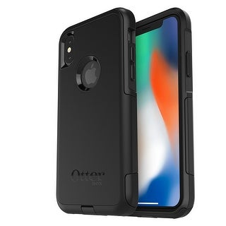 OtterBox COMMUTER SERIES Case for iPhone X - Black