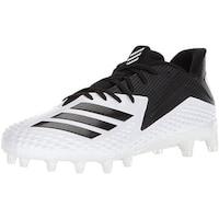 new product 3b91c f321f adidas Mens Freak X Carbon Mid Football Shoe - whiteblackblack - 13.5