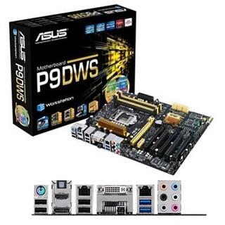 Asus P9d Ws Intel Lga1150 Dual Server-Grade Intel Lan Atx Server Workstation Motherboard, Entry-Level Workstation Softwa