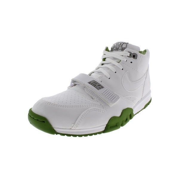 info for 6b86b 0d6e4 Nike Mens Air Trainer 1 Mid Sp Fragment Athletic Shoes Leather Mid-Top