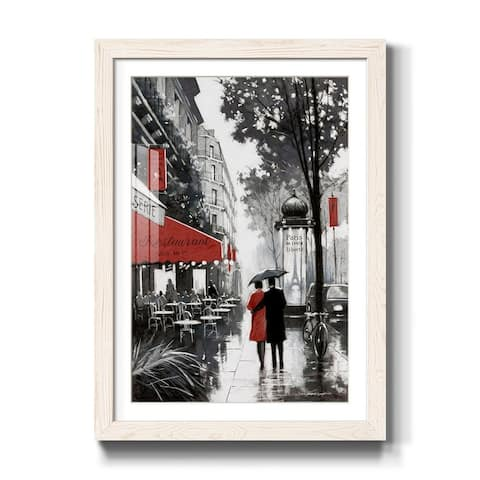 Empire View-Premium Framed Print - Ready to Hang