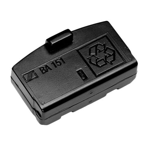 Battery for Sennheiser BA151 (Single Pack) Replacement Battery