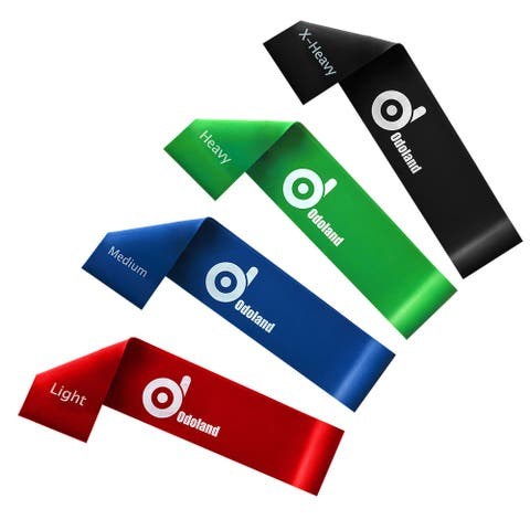 Exercise Resistance Loop Bands Medium Heavy - M