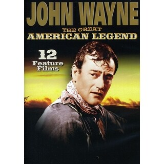 John Wayne - Great American Legend [DVD]