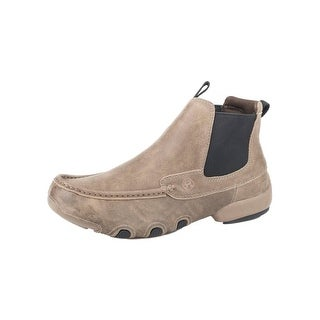 Roper Western Shoes Mens Romeo Ankle Romeo 09-020-1775-0780 BR
