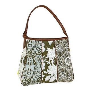 Amy Butler Women's Muriel Fashion Bag Tropical Tea Leaf - us women's one size (size none)