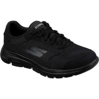 Skechers Men's GOwalk 5 Qualify Walking Shoe Black/Black