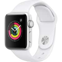 Apple Watch Series 3 38mm Smartwatch (GPS Only)