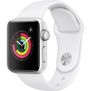 Apple Watch Series 3 38mm Smartwatch (GPS Only,