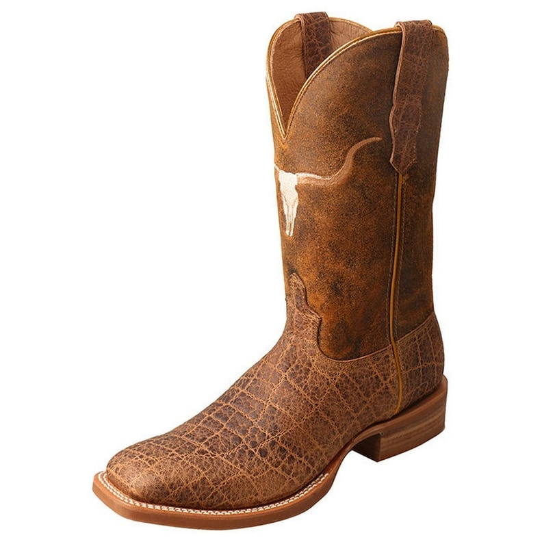 a3b495d55 Buy Mid-Calf Boots, Western Men's Boots Online at Overstock | Our Best Men's  Shoes Deals