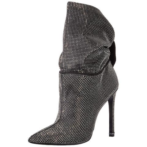 Kenneth Cole New York Women's Riley 110 Mm Heel Slouch Bootie Ankle Boot