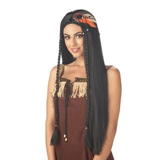 Women's Sexy Indian Princess Wig