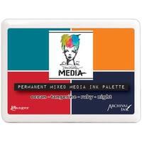 Dina Wakley Mixed Media Palette-