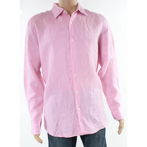 70a26f2f Linen Shirts | Find Great Men's Clothing Deals Shopping at Overstock
