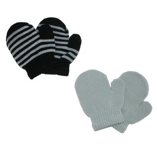 CTM® Toddler's and Infant's 2 Stretch Mittens