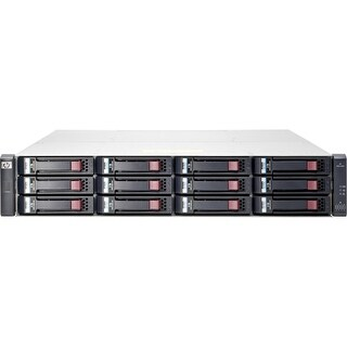 HP Drive Enclosure - 2U Rack-mountable M0S96A Drive Cabinets