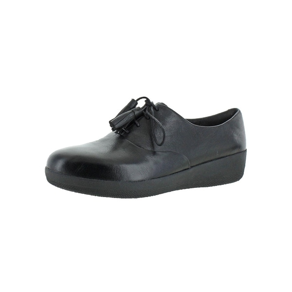 e3dbfd8d4409 Shop Fitflop Womens Classic Tassel Superoxford Oxfords Lace-Up - On ...