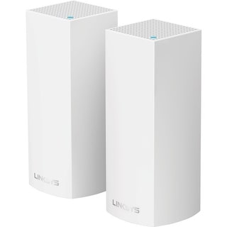 Linksys - consumer whw0302 2pk velop wifi mesh system