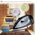 ZZ ES223 Auto-Off Steam Iron with Automatic Cord Rewind System, Black - Thumbnail 6