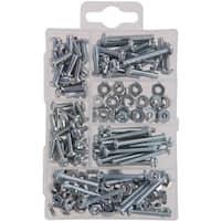 Hillman Fastener Corp Kit Machine Screws/Nuts 130205 Unit: EACH