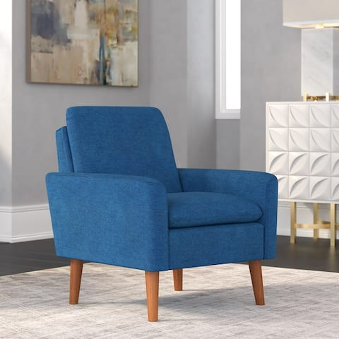 Carson Carrington Prato Modern Arm Chair