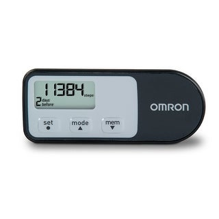 Omron Healthcare - Hj-321 - Hip Pedometer With Holder