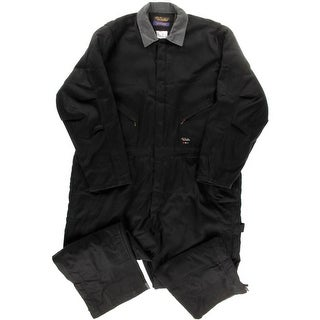 Walls Mens Cotton Insulated Coveralls - 5xl